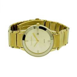 Trend Setter Men''s Gold Watch - Alloy Metal TD3102M-1 preview