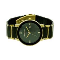 Trend Setter Men''s Black Watch - Alloy Metal TD3102M-3 preview