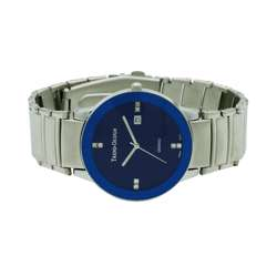 Trend Setter Men''s Silver Watch - Alloy Metal TD3102M-5 preview