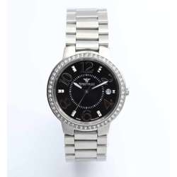 Creative Women''s Silver Watch - Stainless Steel S12464L-3