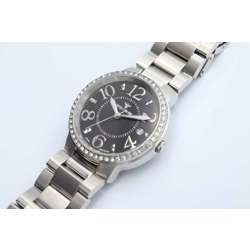 Creative Women''s Silver Watch - Stainless Steel S12464L-3 preview