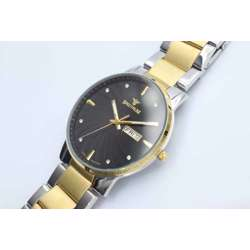 Challenger Men''s Two Tone Watch - Stainless Steel S12537M-4 preview