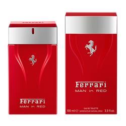 Ferrari Man In Red Edt 100Ml