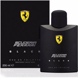 Ferrari Scuderia Black (M) Edt 200Ml