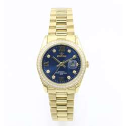 Challenger Women''s Gold Watch - Stainless Steel S25165L-2
