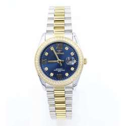 Challenger Women''s Two Tone Watch - Stainless Steel S25165L-9