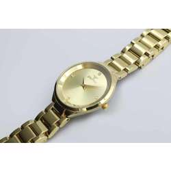 Truth Seeker Women''s Gold Watch - Stainless Steel S25168L-1 preview