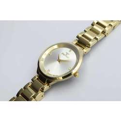 Truth Seeker Women''s Gold Watch - Stainless Steel S25168L-2 preview