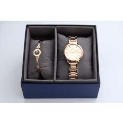 Truth Seeker Women''s Rose Gold Watch Set - Stainless Steel S25170L-8B preview