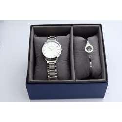 Truth Seeker Women''s Silver Watch Set - Stainless Steel S25170L-9B preview