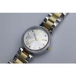 Creative Women''s Two Tone Watch - Stainless Steel S25171L-3 preview