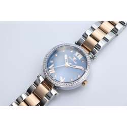 Creative Women''s Two Tone Rose Watch - Stainless Steel S25171L-5 preview