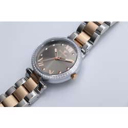 Creative Women''s Two Tone Rose Watch - Stainless Steel S25171L-7 preview