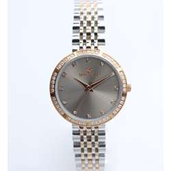 Creative Women''s Two Tone Rose Watch - Stainless Steel S25172L-6 preview