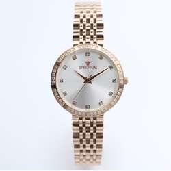 Creative Women''s Rose Gold Watch - Stainless Steel S25172L-7 preview