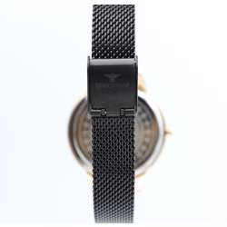 truth Seeker Women''s Black Watch - Mesh Band S25176L-6 preview