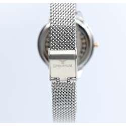 truth Seeker Women''s Silver Watch - Mesh Band S25176L-7 preview
