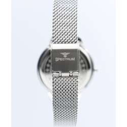 truth Seeker Women''s Silver Watch - Mesh Band S25176L-8 preview
