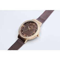 Creative Women''s Brown Watch - Mesh Band S25177L-3 preview