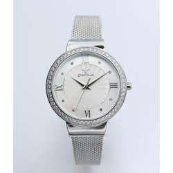 Creative Women''s Silver Watch - Mesh Band S25177L-8 preview