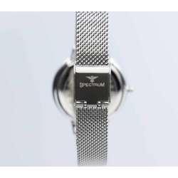 Creative Women''s Silver Watch Set - Mesh Band S25177L-8B preview