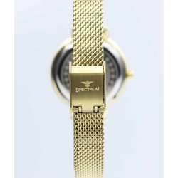 Creative Women''s Gold Watch - Mesh Band S25178L-2 preview