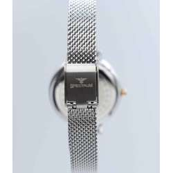 Creative Women''s Silver Watch - Mesh Band S25178L-7 preview
