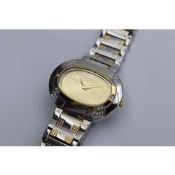 Creative Women''s Two Tone Watch - Stainless Steel S27001L-2 preview