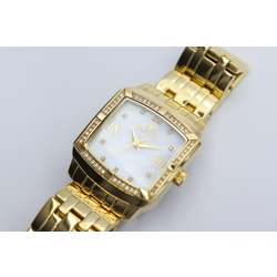 Creative Women''s Gold Watch - Stainless Steel S27010L-2 preview