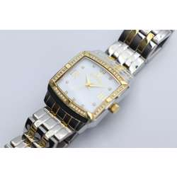 Creative Women''s Two Tone Watch - Stainless Steel S27010L-3 preview