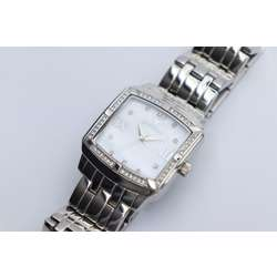 Creative Women''s Silver Watch - Stainless Steel S27010L-4 preview