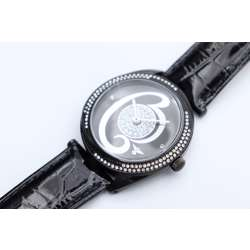 Creative Women''s Black Watch - Leather S27013L-6 preview