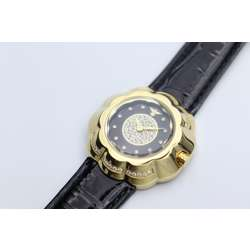 Creative Women''s Black Watch - Leather S27014l-3 preview