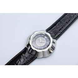 Creative Women''s Black Watch - Leather S27015L-5 preview