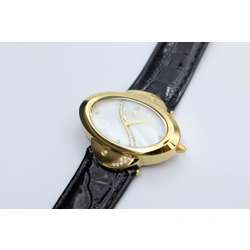 Creative Women''s Black Watch - Leather S27016L-2 preview