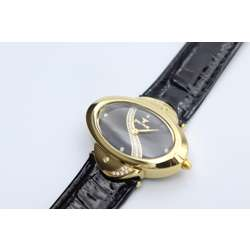Creative Women''s Black Watch - Leather S27016L-3 preview