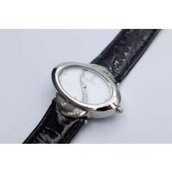 Creative Women''s Black Watch - Leather S27016L-4 preview