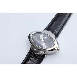 Creative Women''s Black Watch - Leather S27016L-5 preview