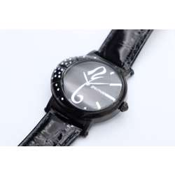 Creative Women''s Black Watch - Leather S27017L-5 preview