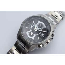 Multidimensional Men''s Silver Watch - Stainless Steel S82429M-2 preview