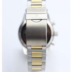Multidimensional Men''s Two Tone Watch - Stainless Steel S82436M-3 preview