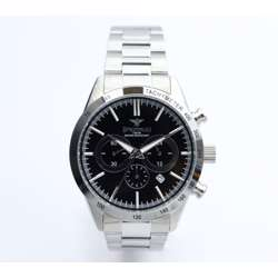 Multidimensional Men''s Silver Watch - Stainless Steel S82436M-5 preview