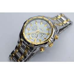 Explorer Men''s Two Tone Watch - Stainless Steel S82440M-2 preview