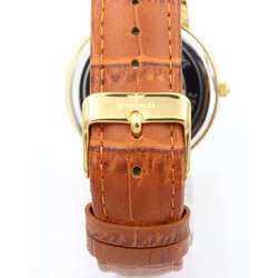 Truth Seeker Men''s Light Brown Watch - Leather S82482M-2 preview