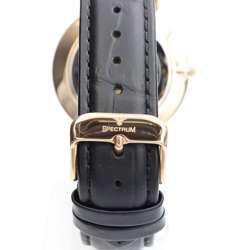 Truth Seeker Men''s Black Watch - Leather S82486M-2 preview