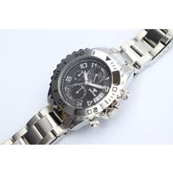 Explorer Men''s Silver Watch - Stainless Steel S92988M-4 preview