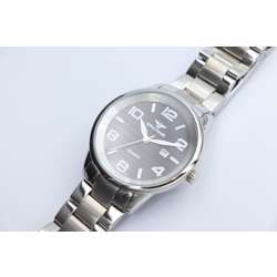 Challenger Men''s Silver Watch - Stainless Steel SP93146M-4 preview