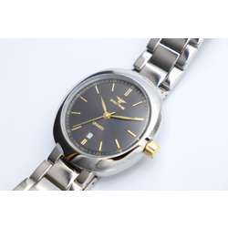 Challenger Men''s Silver Watch - Stainless Steel SP93277M-2 preview