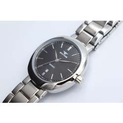 Challenger Men''s Silver Watch - Stainless Steel SP93277M-4 preview
