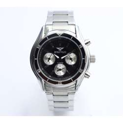 Multidimensional Men''s Silver Watch - Stainless Steel SP93304M-2 preview